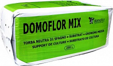 Торфяной субстрат Domoflor Mix 20 фракция 0-20мм 250 л