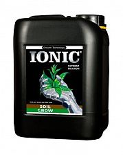 Ionic Soil Grow 20L Growth Technology