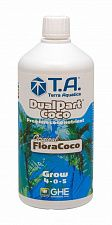 Минеральное удобрение Terra Aquatica Dual Part Coco Grow (GHE FloraCoco Grow) (500ml)