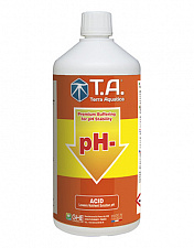 Terra Aquatica (GHE) pH Down 500mL