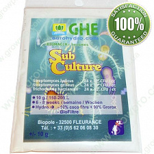 GHE SubCulture 10g