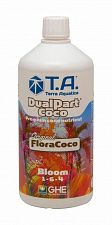 Минеральное удобрение Terra Aquatica Dualpart (GHE FloraCoco Bloom) (500ml)