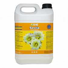 Органічне добриво Terra Aquatica Sevia Bioponics Bloom (GHE BioSevia Bloom) 5L