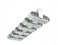 LED светильник Shuttle 6 Dimmable Silver Prima Klima 240W