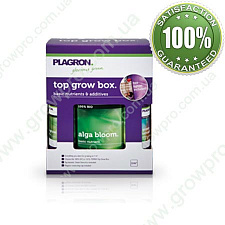 Комплект добрив PLAGRON Top Grow Box 100% Bio