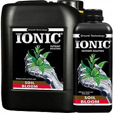 Ionic Soil Bloom Growth Technology