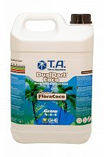 Минеральное удобрение Terra Aquatica Dual Part Coco Grow (GHE FloraCoco Grow) (5L)