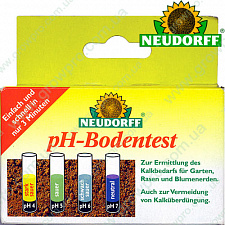 Neudorff® Soil pH Test kit