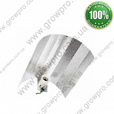 Отражатель Euro reflector hammered 400x420mm