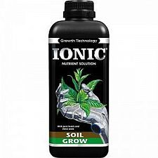 Ionic Soil Grow 1L Growth Technology